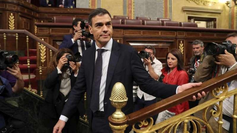 ¿Nuevo gobierno en España?