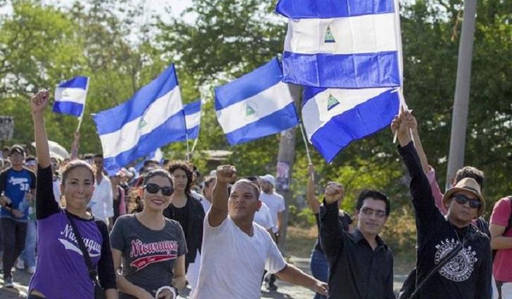 NICARAGUA, al borde de una lucha prolongada.