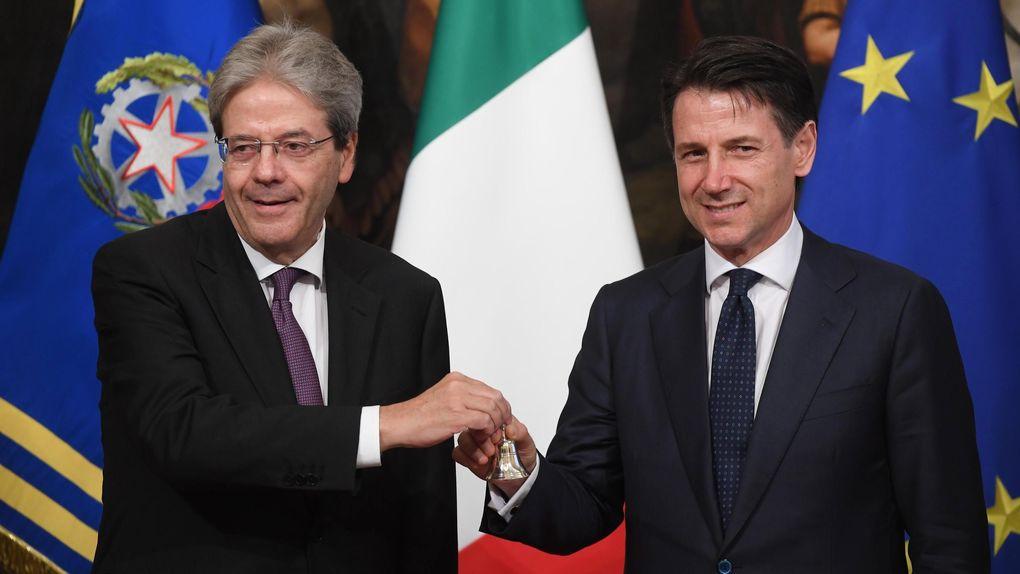 Italia inicia el fin de semana con nuevo gobierno.