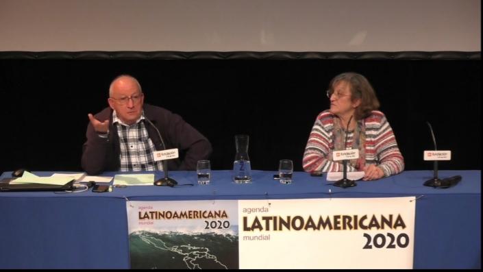 Presentación de la Agenda Latinoamericana-Mundial 2020