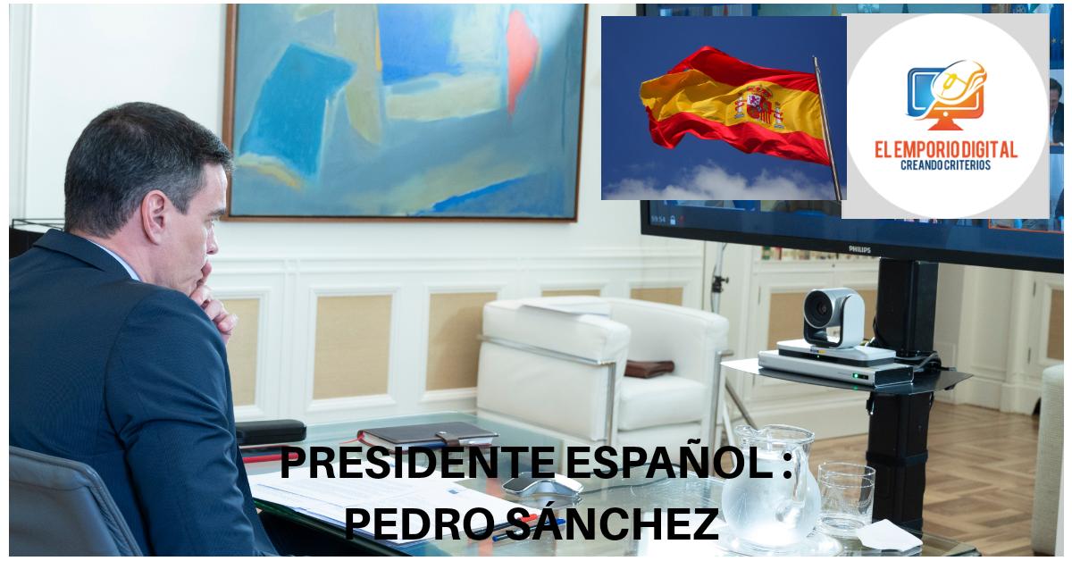 Pedro Sánchez detalla plan de desescalada