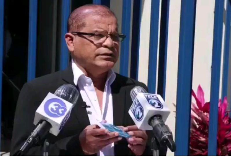 FMLN Denuncia al Ministro de Hacienda ante FGR por impago FODES