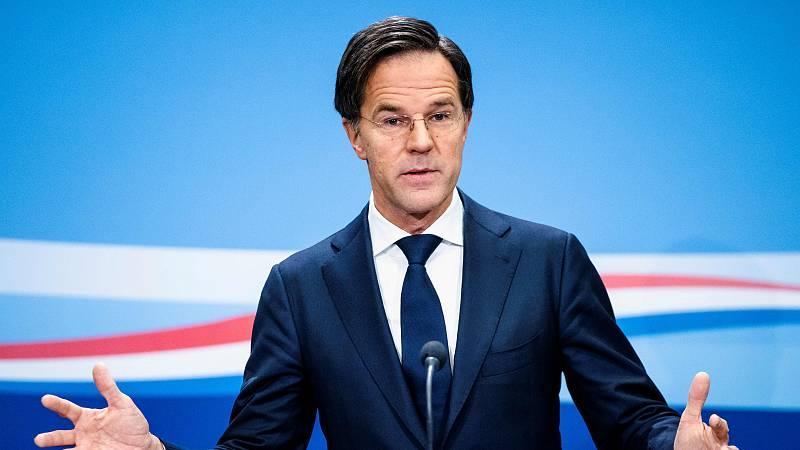 Gobierno de Holanda dimite al completo