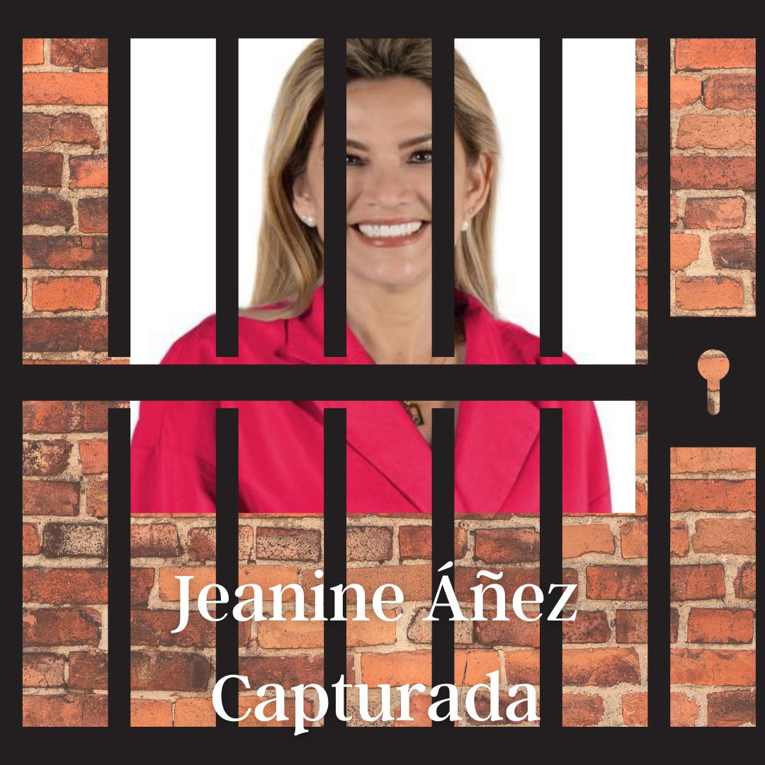 Capturan a Jeanine Áñez, acusada de Sedición y terrorismo