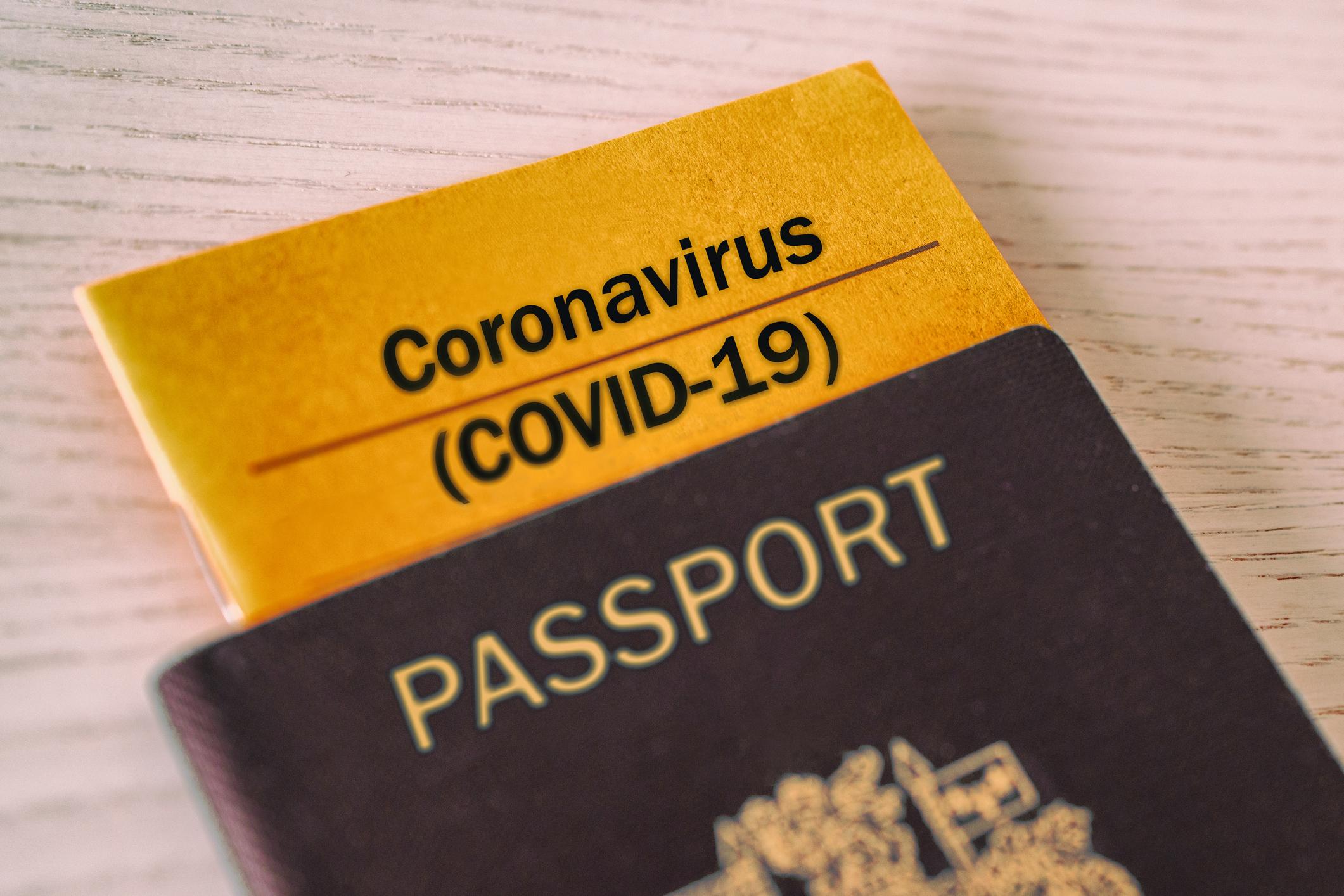 Pasaporte Covid19 es ya una realidad en Europa