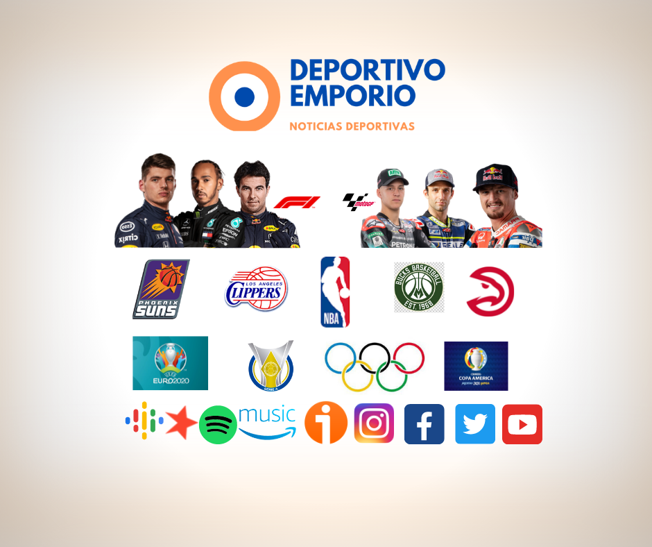 Finales de Conferencia en la NBA, Moto GP, Formula 1, Copa América y la Eurocopa!