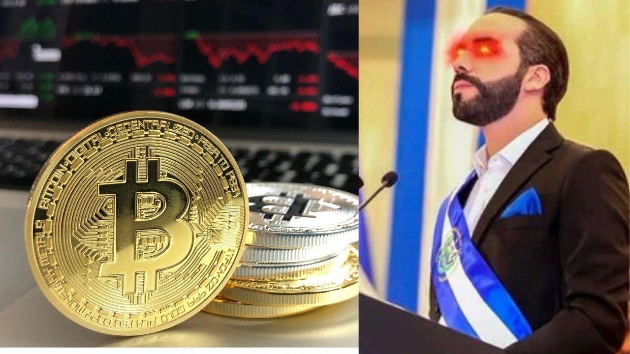 El Salvador primer país en usar el Bitcoin como criptomoneda de curso legal