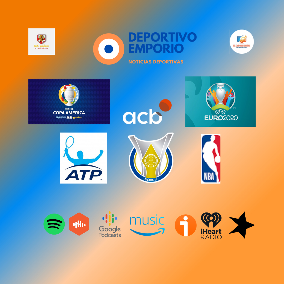 NBA, ACB, Eurocopa, Copa América esto y más !