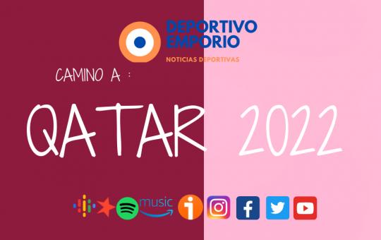 Clasificatorias al Mundial Qatar 2022